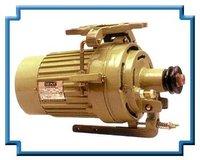 Integral Clutch Motor