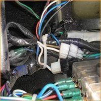 Three Wheeler Wiring Harness