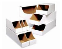 Bin And Display Boxes