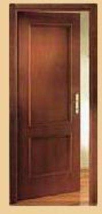Two Panel Flush Doors