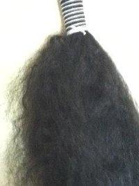 Single Curly Hair