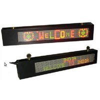 Electronic Led Moving Message Display
