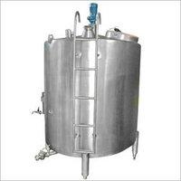 Milk Storage Tanks