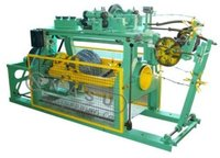 Top Speed Barbed Wire Making Machinery
