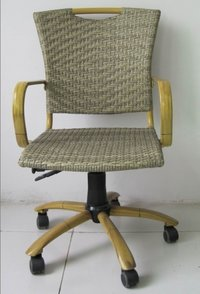 Rattan Office Chairs