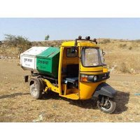 Auto Mounted Garbage Tipper