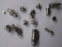 Stainless Steel Back Bolts