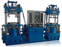 Compression Type Rubber Moulding Machine