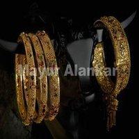 Designers Gold Bangels