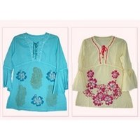 Ladies Woven Garments