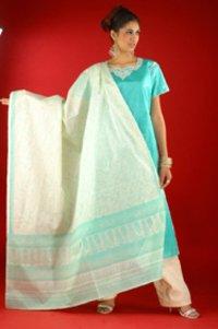 Silk Salwar