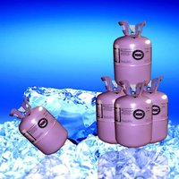 R502 Refrigerant Gas