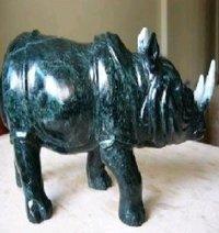 Jade Made Animal Statue