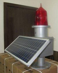 Solar Led Aviation Obstruction Lights