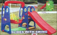 Slides With Swing