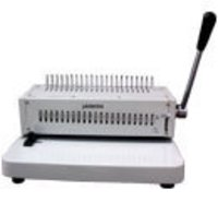Comb Binding Machine with Punch Selective