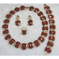 e1a8d1b0c22 Stone Imitation Jewellery Set