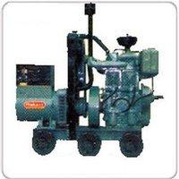 D C Welding Diesel Generator Set