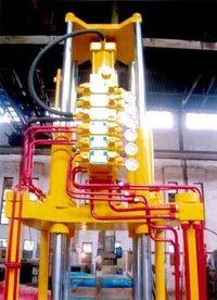 Low Pressure Die Casting Machine