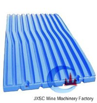 Steel Jaw Plate For Jaw Crusher