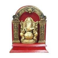 Fiber Statues Ganesh Brass Idol in Mumbai