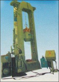 Hydraulic Buffer Test Machine