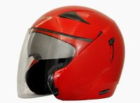Open Face Helmet Eclipse Single Colour