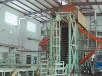 Industrial Particle Board Production Line