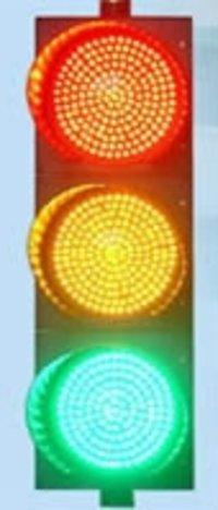 400mm 3-Unit Round Ball Assemblage Led Traffic Lights