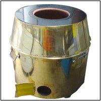 Brass Coated Tandoor