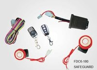 Motorcycle Alarm System(Voice+Engine Start)