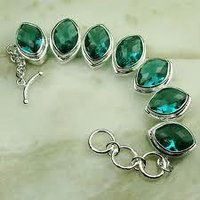 Gemstone Green Amethyst