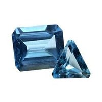 Gemstone Topaz (Swiss Blue)