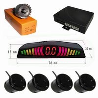 Car Parking Sensors Rainbow Led Display Light Parking System