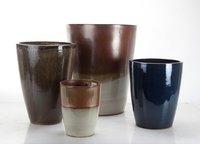 Glazed Ceramic Garden Pottery Lf 1579