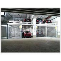 Combilift 543 - Puzzle Parking Systems