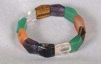 7-Chakras Bracelet – Big Stones