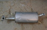 Four Wheeler Getz Rear Muffler (Hyundai)