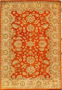 Hard Twist Oushak Collection Carpets