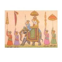Processions Paintings