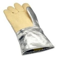 Kevlar Aluminized Hand Gloves / Cut Proof - Heat Proof