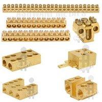 Brass Neutral Links & Terminals Blocks