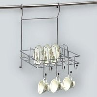 Cup And Saucer Hanging Rack