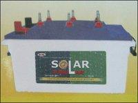 Low Maintanence Solar Tubular Battery