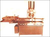 Automatic Vacuum Type Volumetric Injectable Powder Filling Machine
