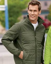 Port Authority Mens Hybrid Soft Shell Jackets