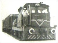 Diesel Hydraulic Locomotive