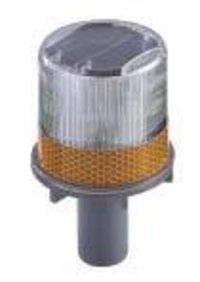 Solar-Powered Led Warning Light