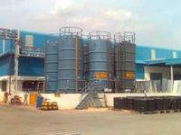 Frp And Pp Frp Storage Tanks