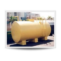 Industrial Steel Tanks